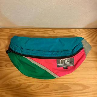ビームスボーイ(BEAMS BOY)のMEI ボディバッグ MADE IN U.S.A製 旧ロゴ(ボディバッグ/ウエストポーチ)