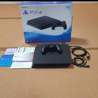 PS4 500GB CUH-2100A(家庭用ゲーム機本体)