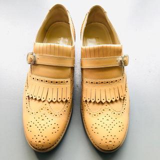 ブルーノマリ(BRUNOMAGLI)のブルーノマリ☆本革ローファー23.5(ローファー/革靴)