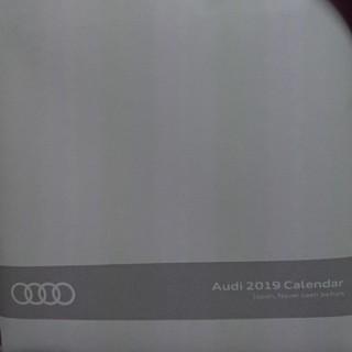 アウディ(AUDI)の完全未開封 Audi 2019カレンダー(カレンダー/スケジュール)