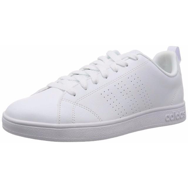 adidas(アディダス)の24.5㎝ ホワイト×ホワイト⦅他サイズ22〜32㎝⦆【返品・交換/保証あり】 レディースの靴/シューズ(スニーカー)の商品写真