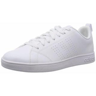 アディダス(adidas)の24.5㎝ ホワイト×ホワイト⦅他サイズ22〜32㎝⦆【返品・交換/保証あり】(スニーカー)