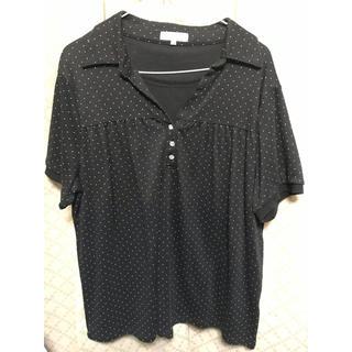 シマムラ(しまむら)の大きいサイズ ポロシャツ(ポロシャツ)