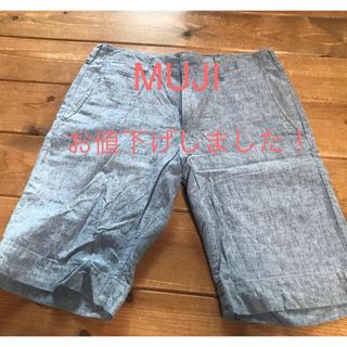 ムジルシリョウヒン(MUJI (無印良品))の《無印良品》men'sショートパンツ(ショートパンツ)