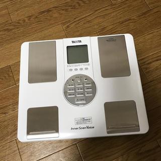 タニタ(TANITA)の体重計 生活家電(体重計)