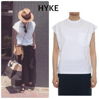 ハイク(HYKE)の【新品】HYKE ノースリーブカットソー 1 (カットソー(半袖/袖なし))