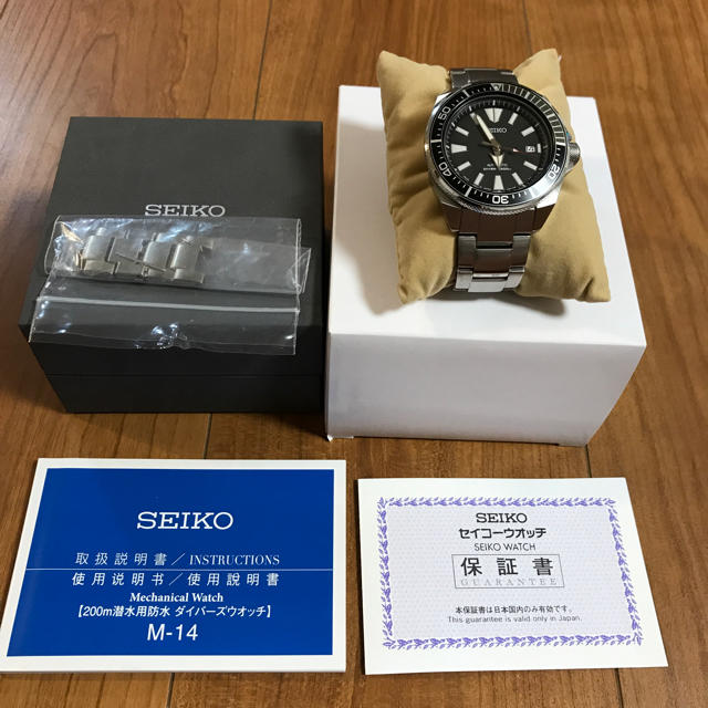 cheaper 30ebd 39a0e SEIKO セイコー プロスペック ダイバー 腕時計 | フリマアプリ ラクマ