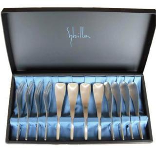 シビラ(Sybilla)のsybilla ドルチェブレイクセット12pcs (カトラリー/箸)