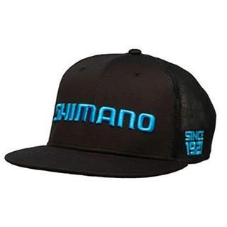 シマノ(SHIMANO)のShimano Cap シマノ フラットビル キャップ イヨケン 釣り(ウエア)