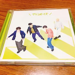 【M様専用】グリーンボーイズCD(DVD付)(映画音楽)