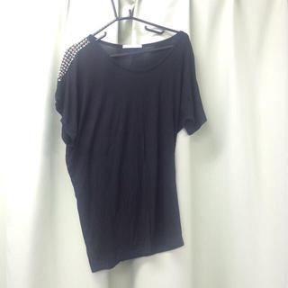 セレクト(SELECT)のスタッツTシャツ(Tシャツ(半袖/袖なし))