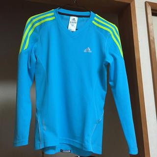 アディダス(adidas)のアディダス ロンT(S)(Tシャツ(長袖/七分))