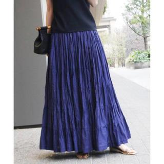 ノーブル(Noble)の【MARIHA】草原の虹のスカート(ロングスカート)