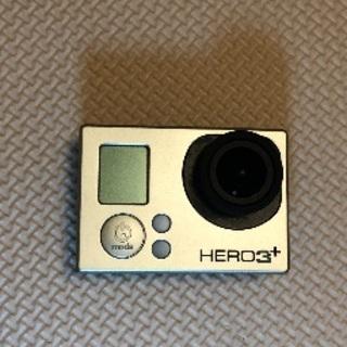 GoPRO HERO3+ LCD BacPac、アクセサリー付き(コンパクトデジタルカメラ)