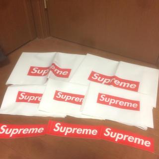 シュプリーム(Supreme)のsupreme ショッパー(ショップ袋)