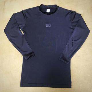 ゼット(ZETT)のRomuska様専用★アンダーシャツ 長袖 ブラック S(ウェア)