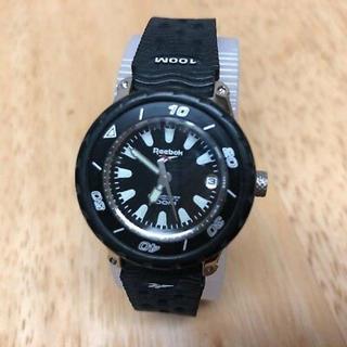 リーボック(Reebok)のReebokマニヤ様品 リーボック スポーツダイバー100mウォッチ(腕時計)