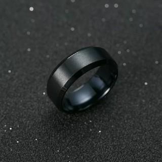 《新品未使用》指輪 チタン製 二個セット(リング(指輪))