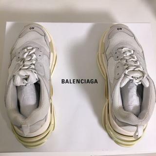 バレンシアガ(Balenciaga)のBALENCIAGA バレンシアガ トリプル S 40(スニーカー)