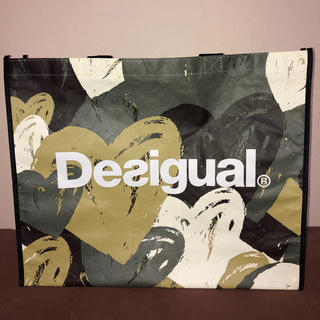デシグアル(DESIGUAL)のデシグアル ショップバッグ(ショップ袋)