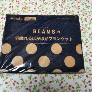 ビームス(BEAMS)の【未使用】BEAMS ブランケット(おくるみ/ブランケット)