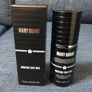 マリークワント(MARY QUANT)の新品未使用☆マリークヮント 乳液(フェイスクリーム)