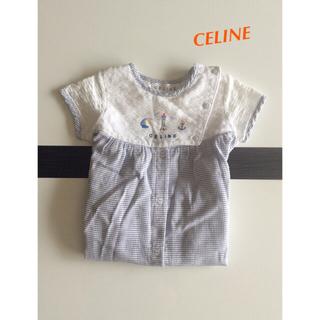 セリーヌ(celine)のCELINE⭐️ロンパース70(ロンパース)
