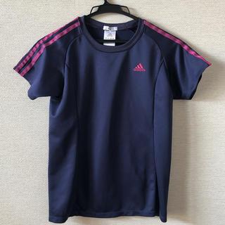 アディダス(adidas)の【 adidas 】レディース Tシャツ(ウェア)