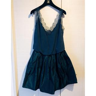 98ba03eca68dd クリスチャンディオール(Christian Dior)のクリスチャンディオール ドレス(ミニワンピース)