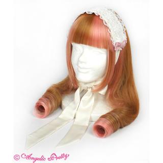 アンジェリックプリティー(Angelic Pretty)のDoll Tea Party ベッドドレス(ヘアバンド)
