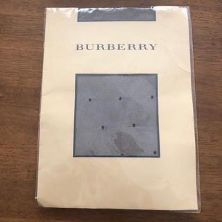 バーバリー(BURBERRY)のバーバリー ストッキング(タイツ/ストッキング)