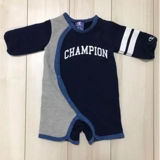 チャンピオン(Champion)のChampion/チャンピオン ショートオール カバーオール 60 70(カバーオール)