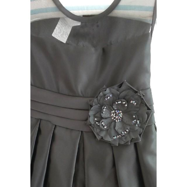 812ba0da8020d Catherine Cottage(キャサリンコテージ)の新品 ブラック ドレス size4T 110 キッズ ベビー