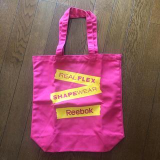 リーボック(Reebok)の 値下げしました 未使用 リーボック トートバック ピンク (トートバッグ)
