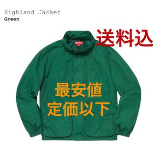 シュプリーム(Supreme)のSupreme 19ss Highland Jacket Sサイズ 最終値下げ(Tシャツ/カットソー(半袖/袖なし))