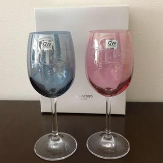 NARUMI - お値下げ☆新品 ナルミ 鳴海製陶株式会社 NARUMI ペアグラス ワイングラス