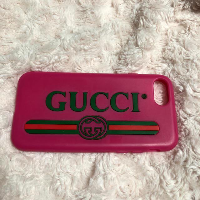 Gucci - グッチiPhone7/8ケースの通販