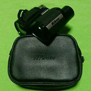 ニコン(Nikon)のニコン双眼鏡6*18 6倍です。ケース付き(その他)