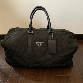 プラダ(PRADA)の プラダ 大きめボストンバッグ トラベル 旅行バッグ ナイロン (ボストンバッグ)