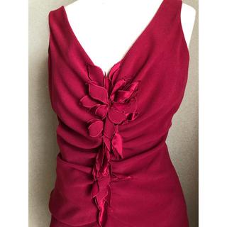 ビーシービージーマックスアズリア(BCBGMAXAZRIA)のワンピースドレス(ひざ丈ワンピース)