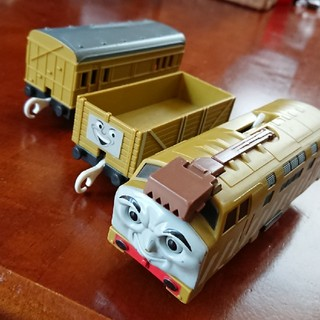 TOMMY - プラレール トーマスシリーズ ディーゼル10