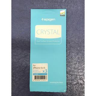 シュピゲン(Spigen)の保護フィルム 1枚 iPhone6/6s用 spigen(保護フィルム)