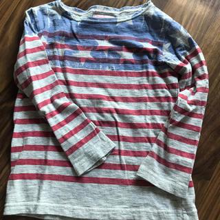 デニムダンガリー(DENIM DUNGAREE)のデニムダンガリーロングTシャツ(Tシャツ/カットソー)