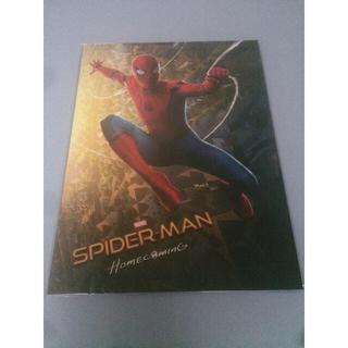 マーベル(MARVEL)のスパイダーマン・ホームカミングパンフレット(外国映画)