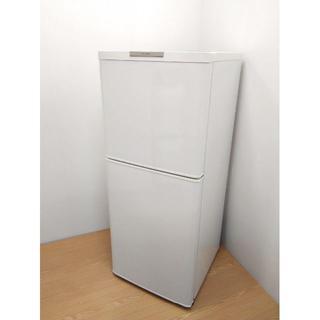 ミツビシデンキ(三菱電機)の冷蔵庫 2ドア 140L クリーニング済み(冷蔵庫)