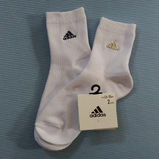 アディダス(adidas)のアディダススクールソックス(靴下/タイツ)