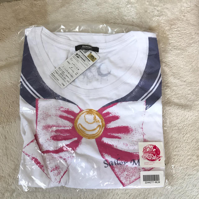BANDAI(バンダイ)のセーラームーン なりきり Tシャツ レディースのトップス(Tシャツ(半袖/袖なし))の商品写真