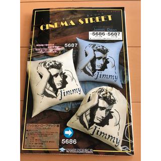 オリンパス(OLYMPUS)のジェームスディーン クッションカバー 刺繍キット オリンパス(クッションカバー)