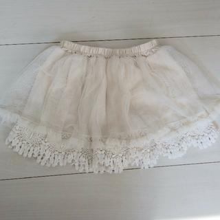 ジーユー(GU)のGU(ジーユー)女の子 スカート(スカート)