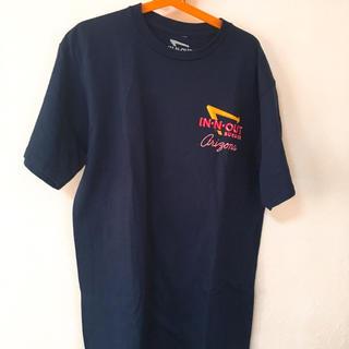アディダス(adidas)のIN-N-OUT burger インアウトバーガー Tシャツ S(Tシャツ/カットソー(七分/長袖))